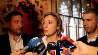 """Ibeas (CHA): """"Los Arcos de la Aljafería salieron de mala manera hace años y no puede repetirse"""""""