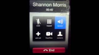 Shannon The Whore Phone Calls part 6