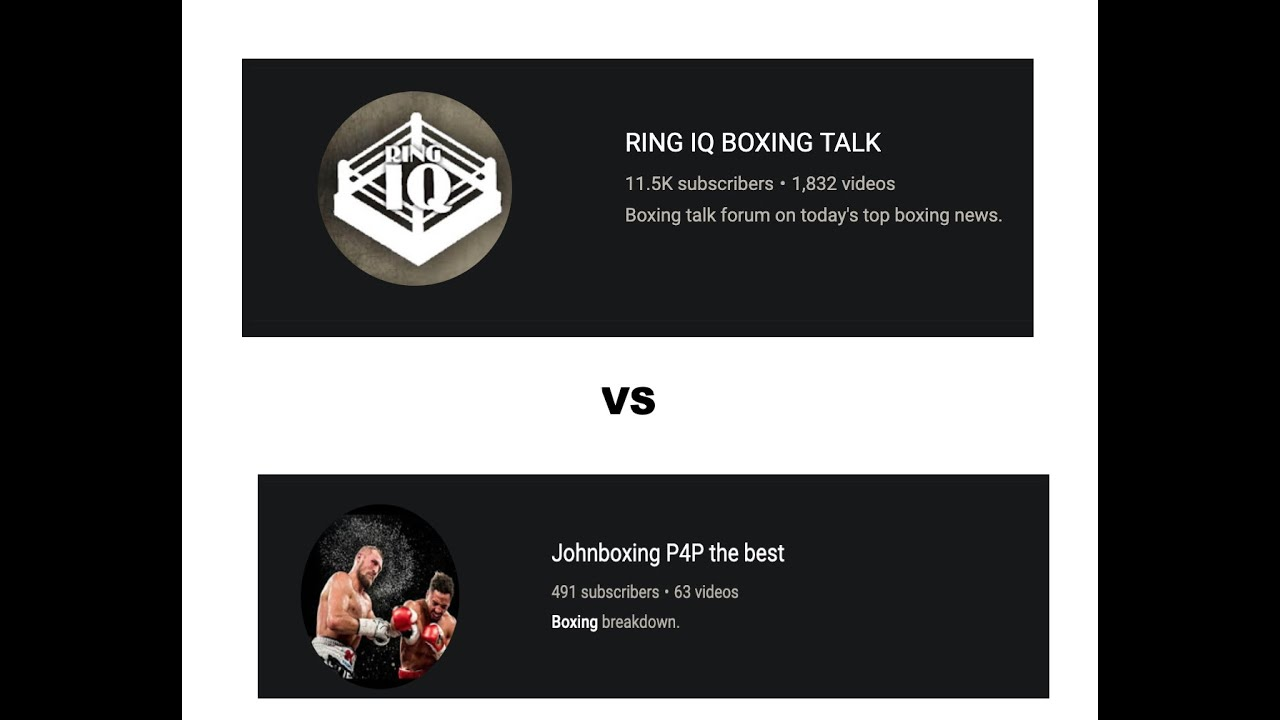 Download Ring IQ vs John Boxing (Death at Dawn)
