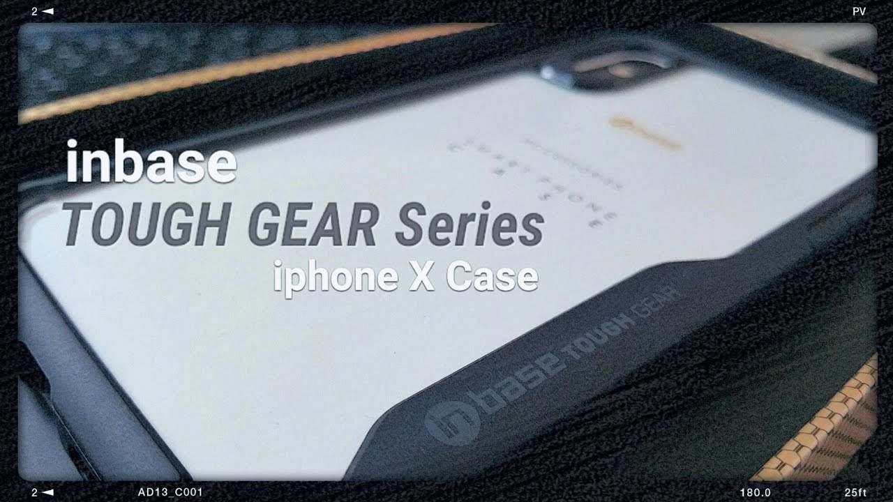 new styles 1b17b e98ab Iphone X Tough Gear Case
