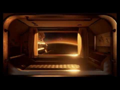 Unreal Engine 4 SciFi Bunk 1080p