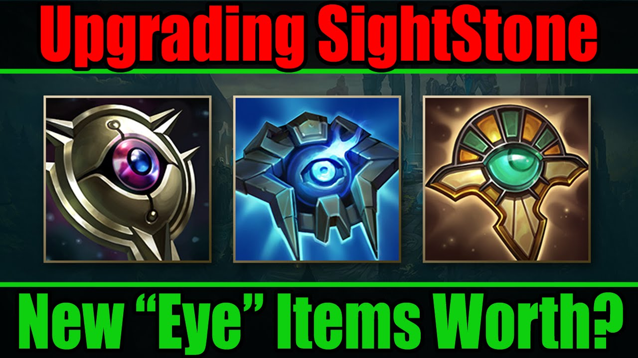 Sightstone Removed
