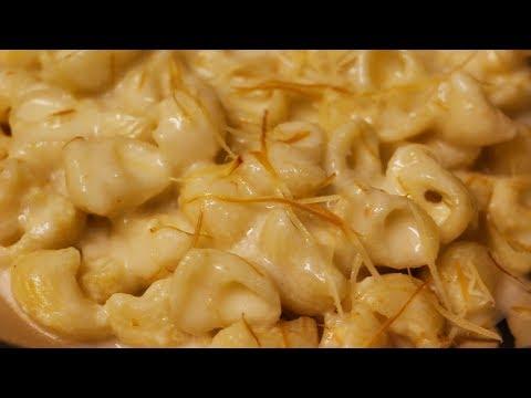 Tressia's Smoked Gouda Mac N' Cheese