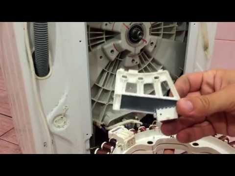 Ремонт стиральной машины LG.Ошибка код le.датчик холла .UE.DE.FE.PE.CE.PF