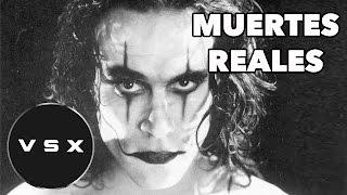7 decesos reales en una película l MrX
