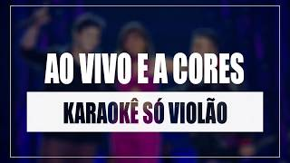 Baixar Matheus e Kauan ft Anitta - Ao Vivo E A Cores | Karaokê Só Violão