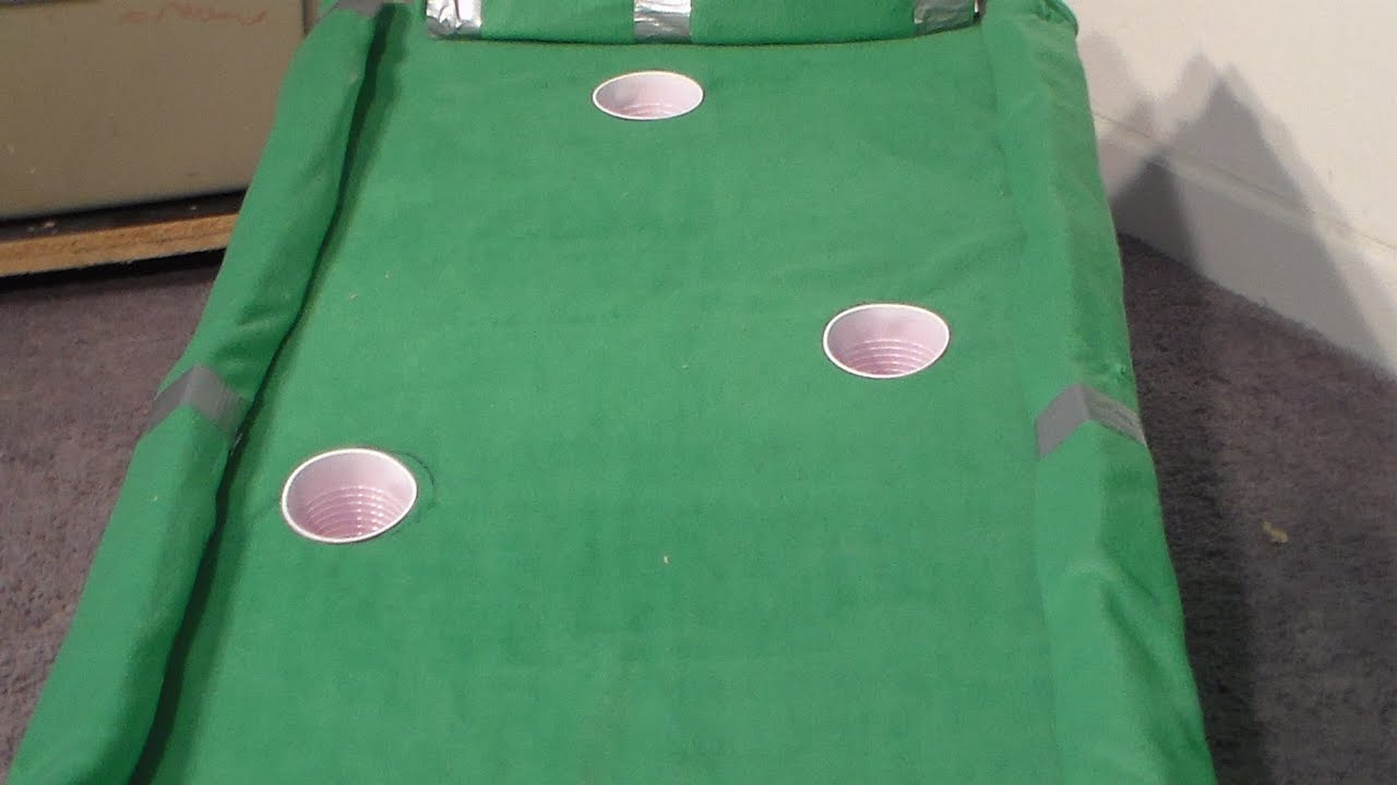 How To Make A Miniature Golf Game Part 2 Youtube