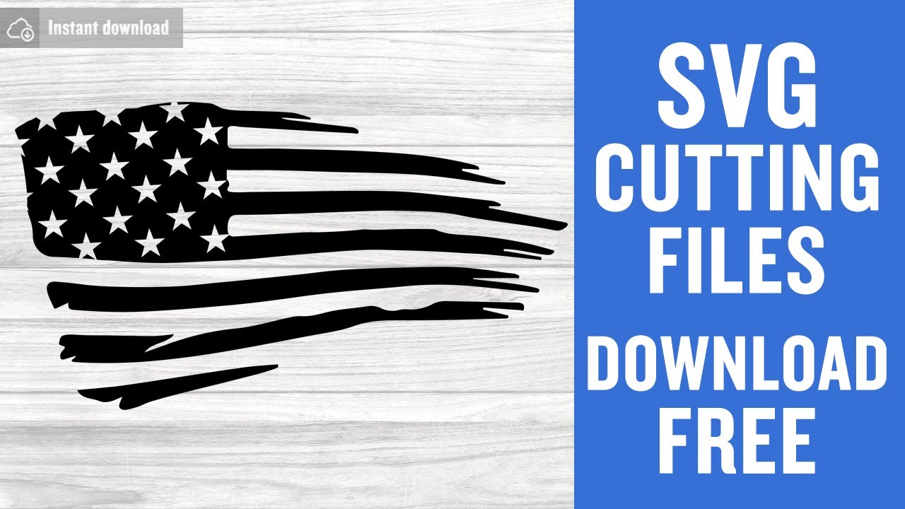 American Flag Svg Free Cutting Files For Cricut Silhouette Free Download Youtube