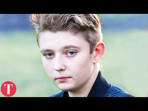 What No One Realizes About Barron Trump