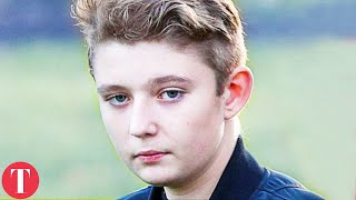 Download lagu What No One Realizes About Barron Trump