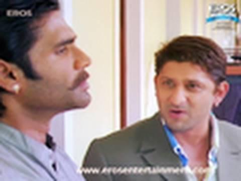 Arshad Warsi likes Sunil Shetty   Mr. White Mr. Black
