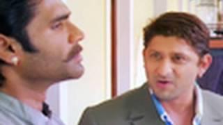 Arshad Warsi likes Sunil Shetty | Mr. White Mr. Black