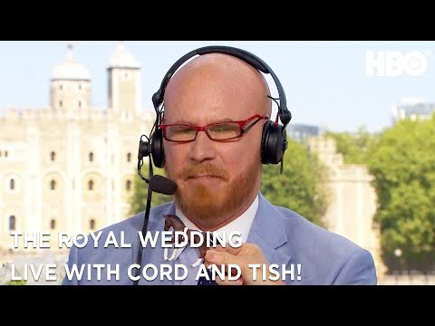 'Fear of Horses' | The Royal Wedding Live with Cord & Tish | HBO