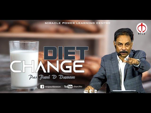 Diet Change