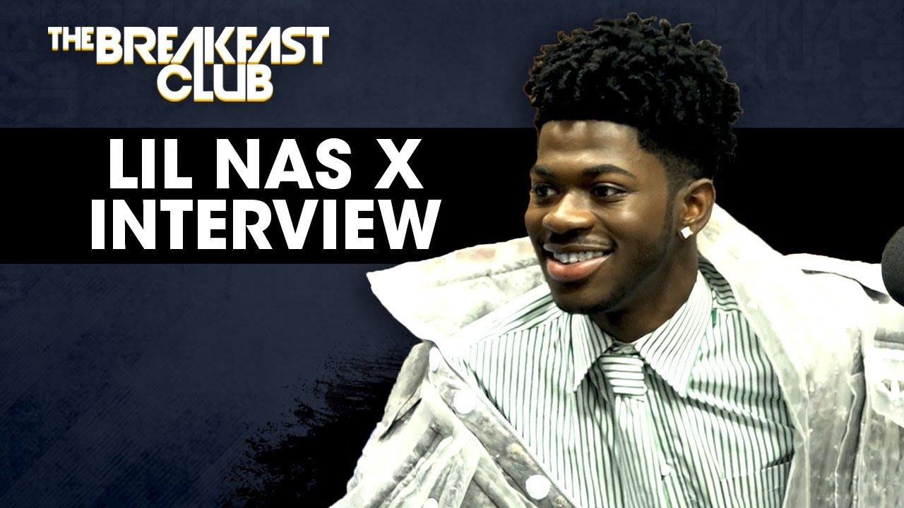 Lil Nas X On Trolling The Industry, Fearless Originality, Nicki Minaj Fandom + More