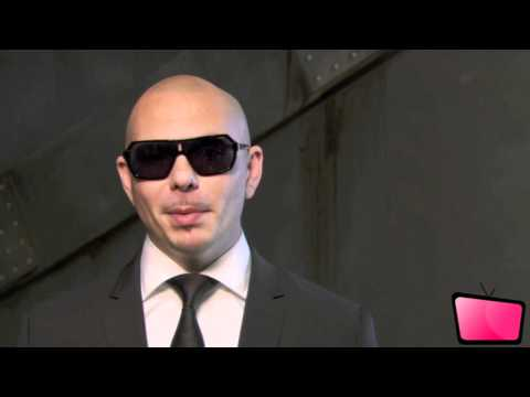 Pitbull Interview & Behind The Scenes Of 'Back In Time' Music Video [HD]