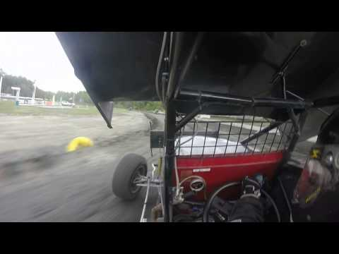 #31 in-car hotlaps 07252015 Bear Ridge Speedway