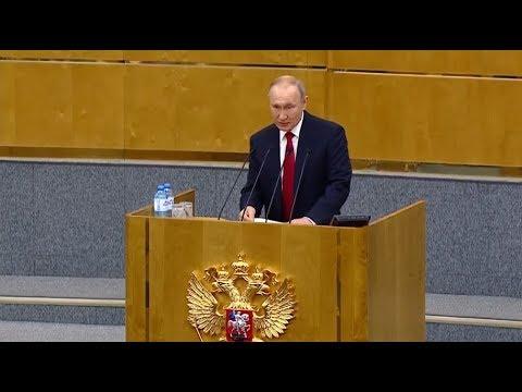 Заседание Госдумы РФ. Полное видео