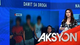 Dawit sa illegal drugs