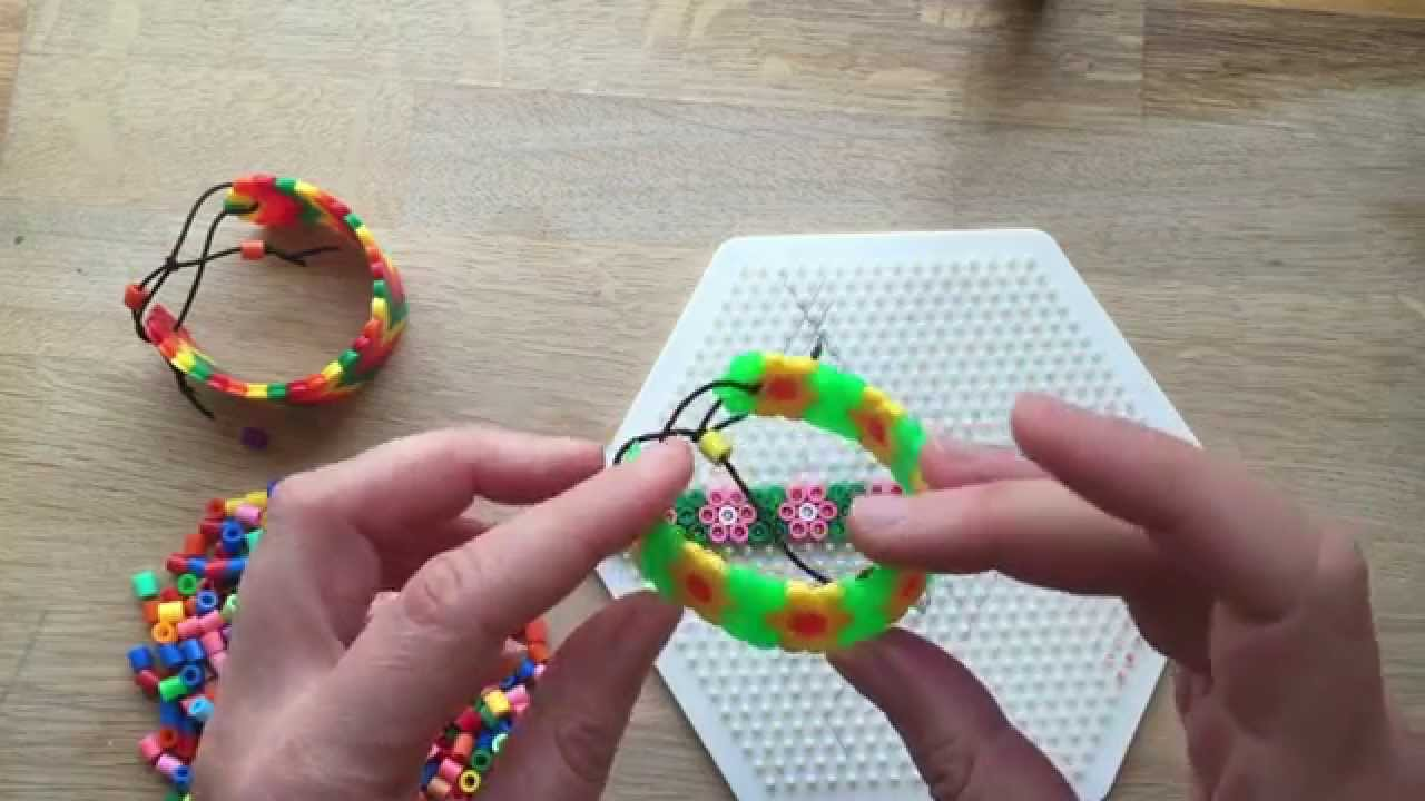 free for perler bead pattern diy patterns beaded ideas zigzag bracelet