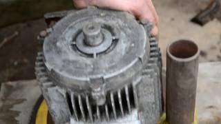 Изготовление зернодробилки