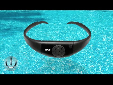 Swimming Headphones | Pyle Active Action