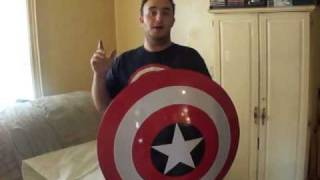 Captain America Replica Shield Review