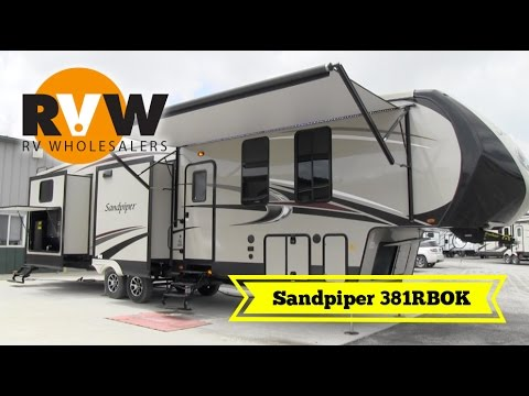 2016 Sandpiper 378fb Fifth Wheel Review Doovi