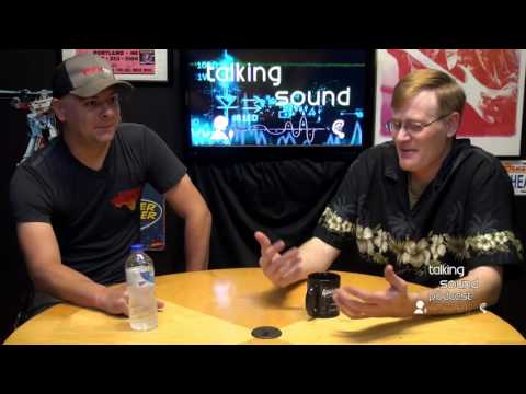 TALKING SOUND s2 ep10 The World of Lighting with Jeremy Bake