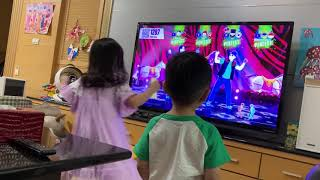 江南大叔 just dance 2020 Apple TV