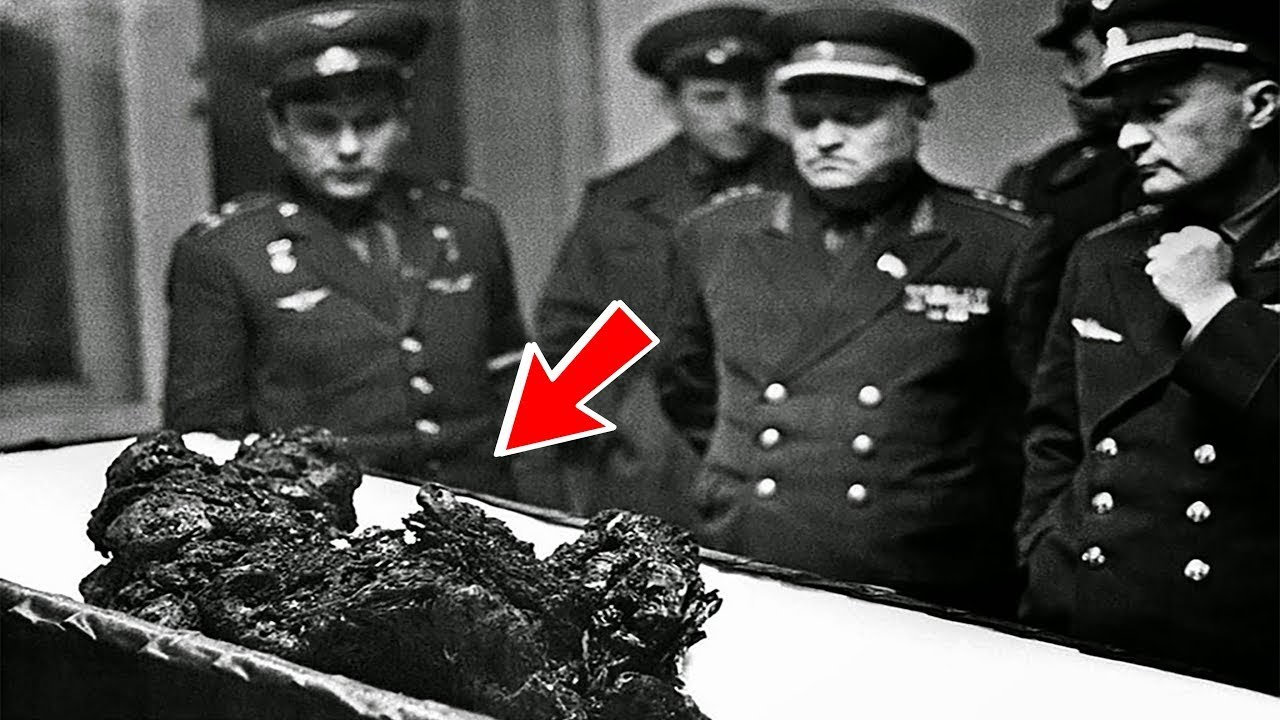 Историята, която изуми света! Това са останките на човек, който е паднал от космоса!