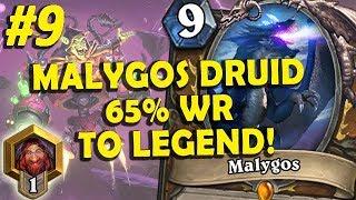 Malygos Druid vs Even Warlock #9