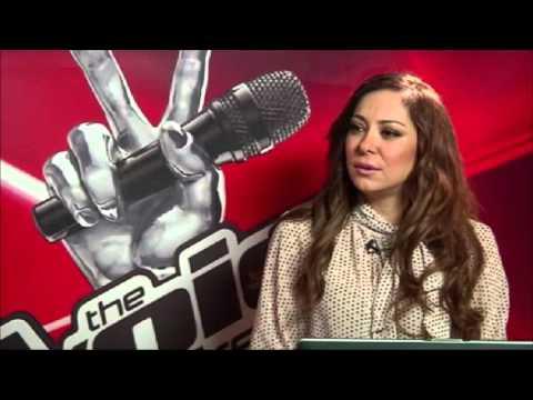 Συνέντευξη της Μελίνας Ασλανίδου στον ΑΝΤ1  - The Voice - ant1iwo WebTV