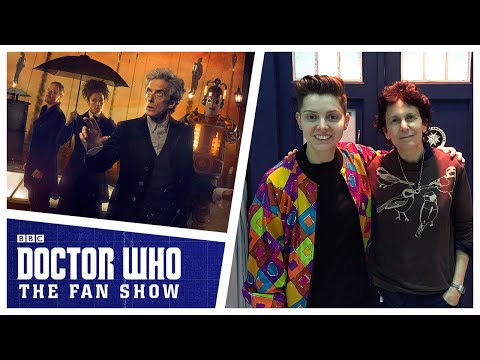 Steven Moffat & Rachel Talalay | The Aftershow | Doctor Who: The Fan Show