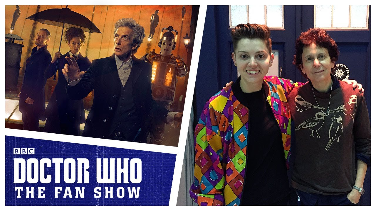 steven-moffat-rachel-talalay-the-aftershow-doctor-who-the-fan-show