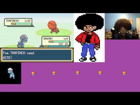 Pokémon Dark Rising Version (Hack) Walkthrough Ep. 2: Venture into the Douba Road