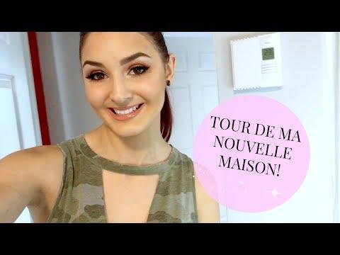 JE VOUS PRÉSENTE MA MAISON! | vlog