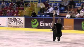 8 Sophie JONES / Richard SHARPE (GBR) - ISU JGP Baltic Cup 2011 Junior Ice Dance Free Dance