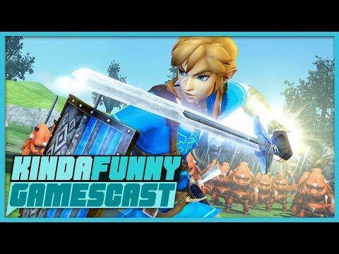 Smash Bros. Switch Predictions - Kinda Funny Gamescast Ep. 161