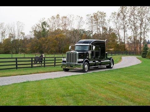 Peterbilt Crew Cab Ultra Tour By Bolt Custom Trucks Youtube