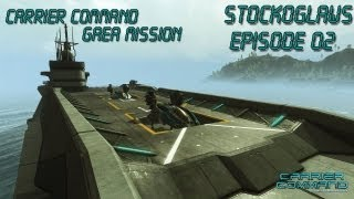 Lets Play Carrier Command Gaea Mission - Ep 02