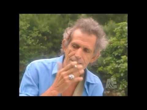Keith Richards Talks Joey Spampinato (NRBQ) & Chuck Berry (2003)