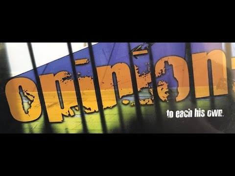 "Globe Shoes skateboarding video ""OPINION""  2001"