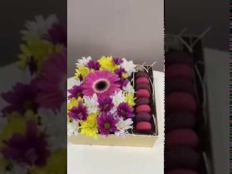 Цветы в коробке Волгоград 89616644143