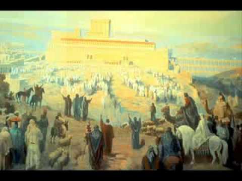 La Bendicion Sacerdotal en Hebreo e Ingles