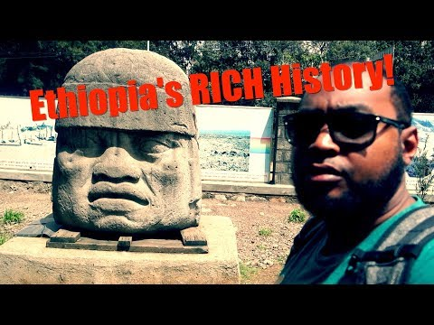 Addis Ababa, Africa Travel Vlog: Ethiopia's RICH History! Part 2