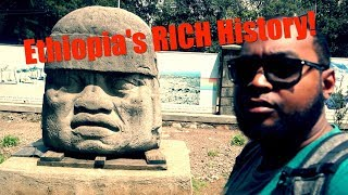 Addis Ababa, Africa Travel Vlog: Ethiopia's RICH History!