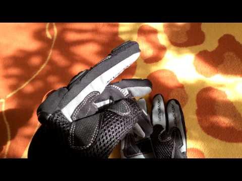 Мотоперчатки AGVsport Mayhem, обзор.