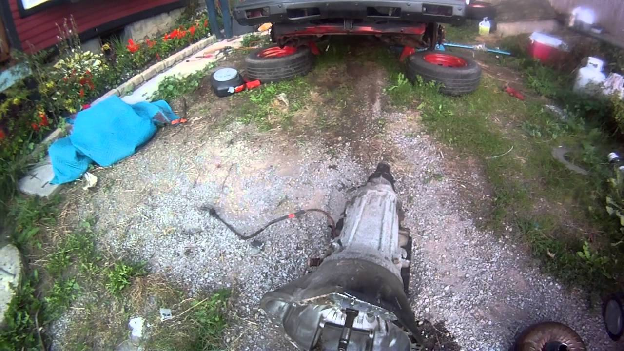 small resolution of 1991 nissan d21 hardbody auto to manual swap transmission is out youtube