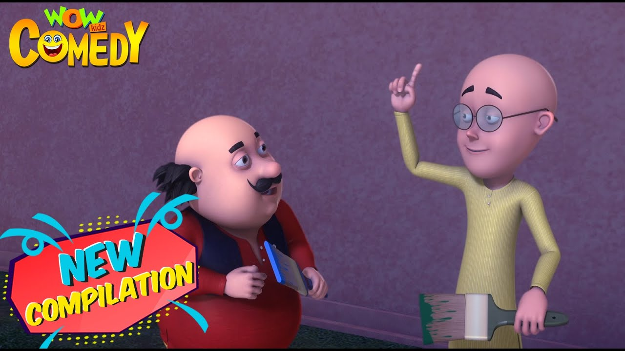 Download Motu Patlu Cartoon in Hindi | New Compilation 79 | New Cartoon | Hindi Cartoon